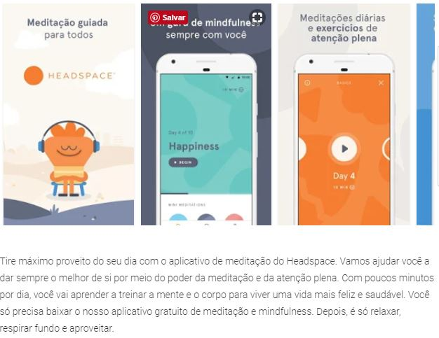 app headspace