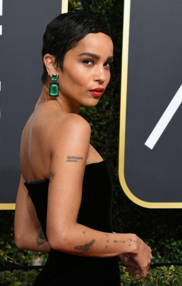 Zoë-Kravitz-2018-Golden-Globes